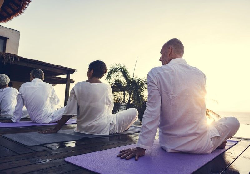 Stage de Janvier en Yoga de Samara à Castelsarrasin