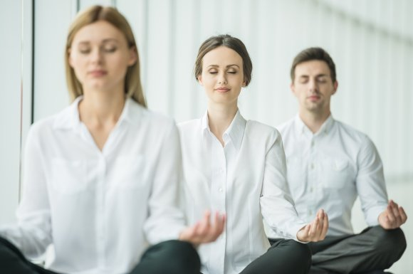 Yoga de Samara pour cohésion d'entreprise Castelsarrasin