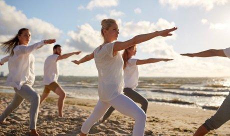 Retrouvez votre monitrice de yoga de Samara Castelsarrasin au salon du Bien-être